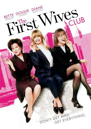 First Wives Club Midler Keaton Hawn Ws Pg