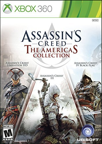 Xbox 360 Assassins Creed The Americas Collection