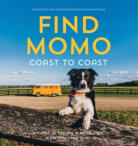 Andrew Knapp Find Momo Coast To Coast A Photography Book