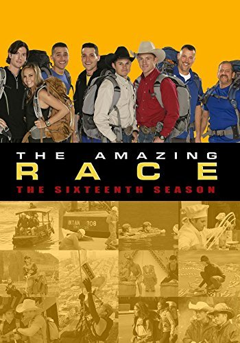 Amazing Race Season 16 DVD Mod This Item Is Made On Demand Could Take 2 3 Weeks For Delivery