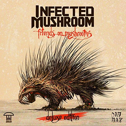 Infected Mushroom Friends On Mushrooms
