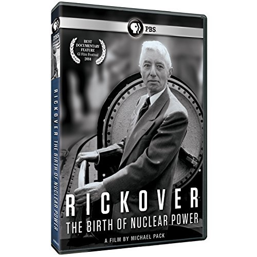 Rickover The Birth Of Nuclear Power Pbs DVD