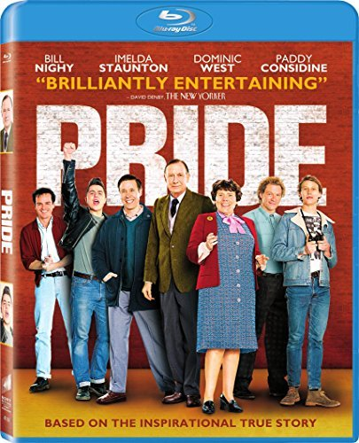 Pride Nighy Staunton West Blu Ray R