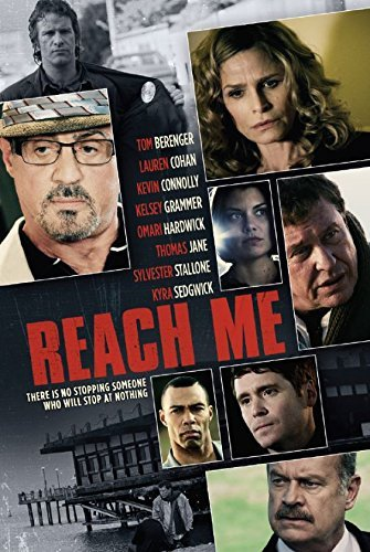 Reach Me Stallone Berenger Sedgwick Jane Conolly Blu Ray Pg13