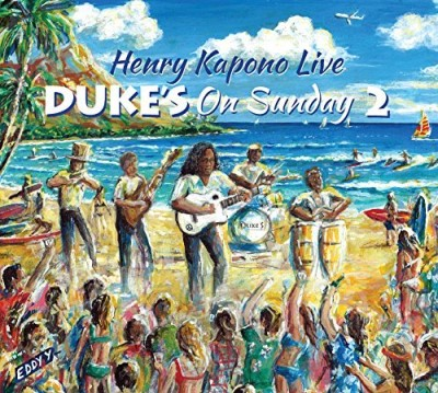 Henry Kapono Dukes On Sunday 2