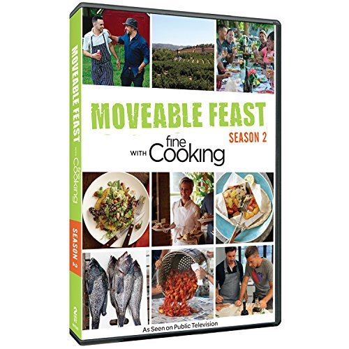 Moveable Feast With Fine Cooking Season 2 DVD