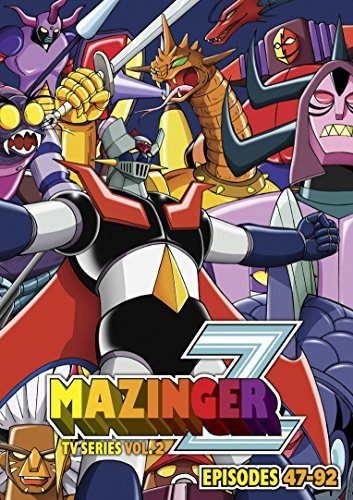 Mazinger Z Tv Series Part 2 Mazinger Z Tv Series Part 2