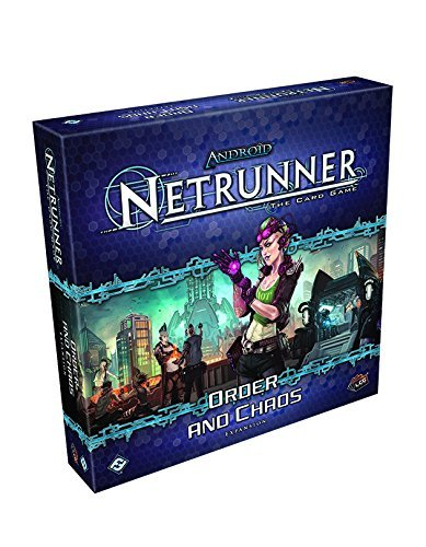 Android Netrunner Lcg Order And Chaos Deluxe Expansion