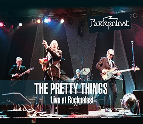 Pretty Things Live At Rockpalast Import Eu 2 CD Incl. DVD
