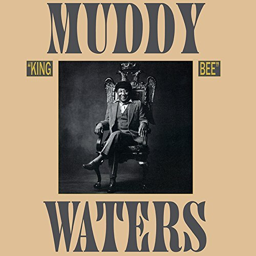 Muddy Waters King Bee