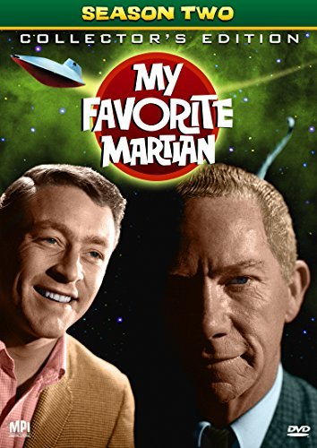 My Favorite Martian Season 2 DVD