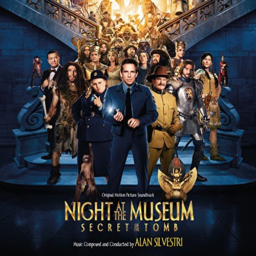 Night At The Museum Secret Of The Tomb Soundtrack Alan Silvestri