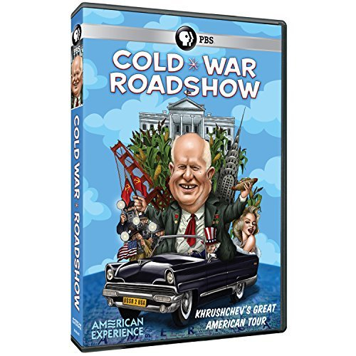 American Experience Cold War Roadshow Pbs DVD