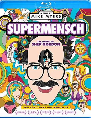 Supermensch The Legend Of Shep Gordon Shep Gordon Blu Ray R