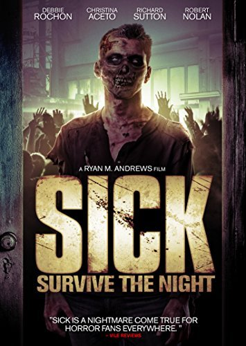 Sick Survive The Night Sick Survive The Night DVD Mod This Item Is Made On Demand Could Take 2 3 Weeks For Delivery
