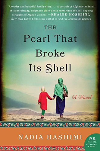 Nadia Hashimi The Pearl That Broke Its Shell
