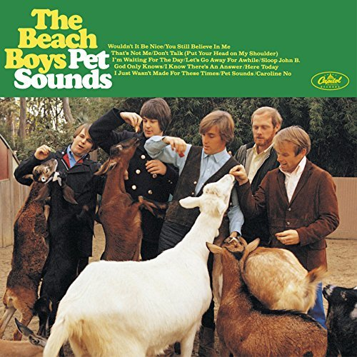 Beach Boys Pet Sounds Import Jpn