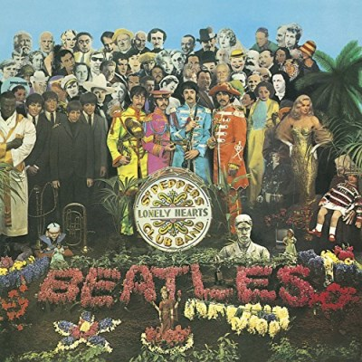 Beatles Sgt. Pepper's Lonely Hearts Cl Import Jpn