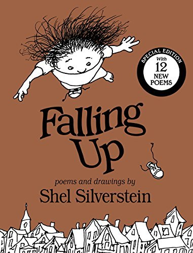 Shel Silverstein Falling Up Special Edition With 12 New Poems