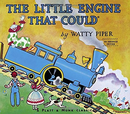 Piper Watty Pseud The Little Engine That Could Abridged