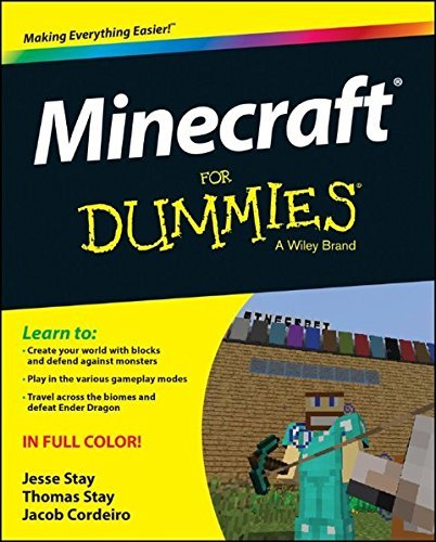 Jesse Stay Minecraft For Dummies