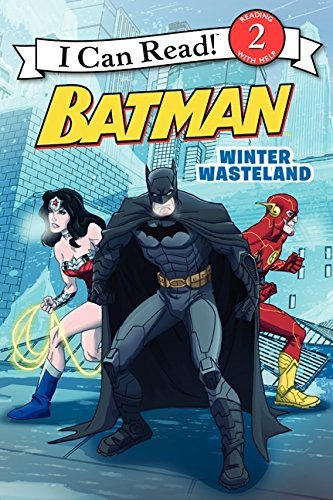 Donald Lemke Batman Classic Winter Wasteland
