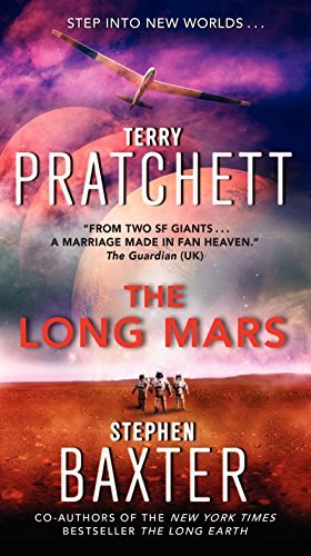 Terry Pratchett The Long Mars
