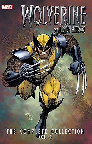 Jason Aaron Wolverine By Jason Aaron The Complete Collection Volume 4