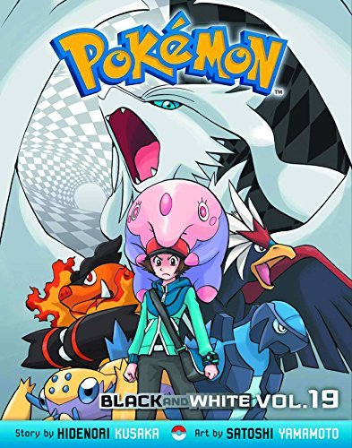 Hidenori Kusaka Pokemon Black And White Vol. 19