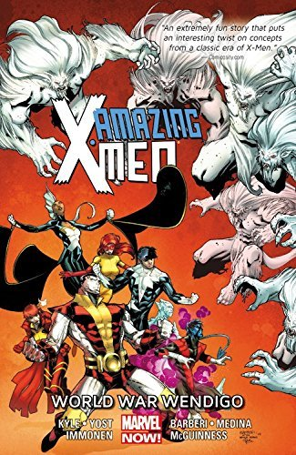 Kathryn Immonen Amazing X Men Volume 2 World War Wendingo