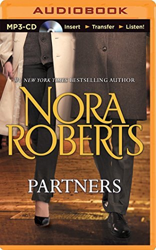 Nora Roberts Partners Mp3 CD