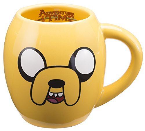 Oval Mug Adventure Time