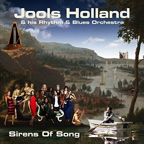 Holland Jools & His Rhythm & Blues Orhestra Sirens Of Song Sirens Of Song