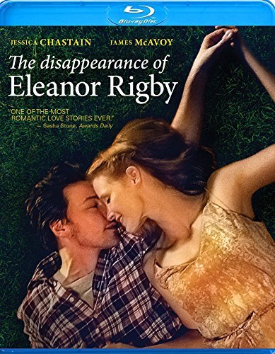 Disappearance Of Eleanor Rigby Mcavoy Chastain Blu Ray Uv R