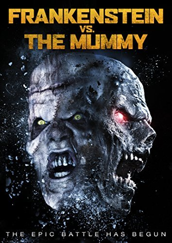Frankenstein Vs. The Mummy Frankenstein Vs. The Mummy DVD Nr
