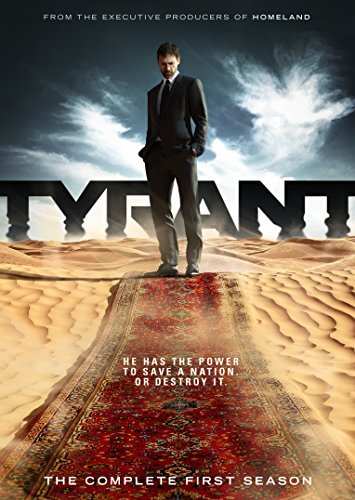 Tyrant Season 1 DVD