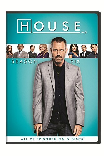 House Season 6 DVD