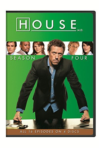 House Season 4 DVD