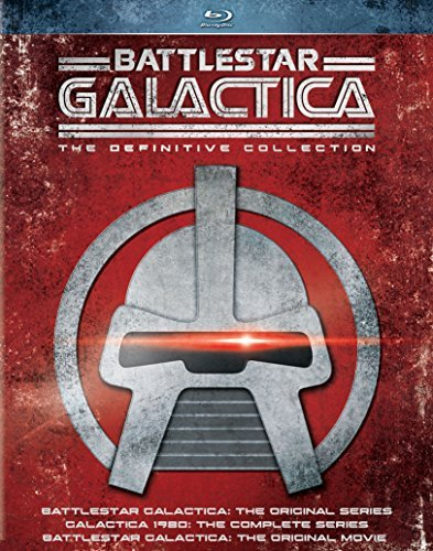 Battlestar Galactica The Definitive Collection Blu Ray