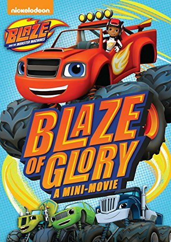 Blaze & The Monster Machines Blaze Of Glory DVD Nr