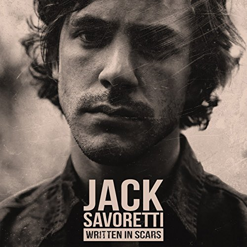 Jack Savoretti Written In Scars Import Gbr