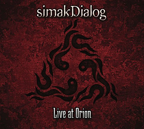 Simakdialog Live At Orion
