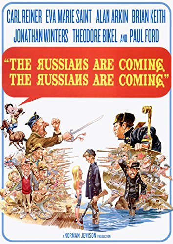 The Russians Are Coming The Russians Are Coming Reiner Saint Arkin DVD Nr