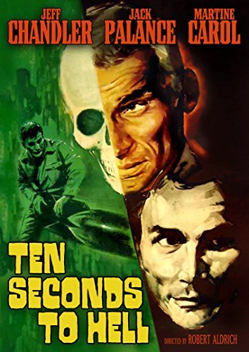 Ten Seconds To Hell Palance Chandler Carol DVD Nr