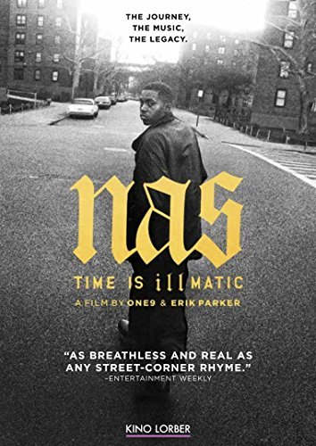 Nas Nas Time Is Illmatic DVD Nr