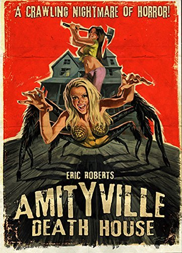 Amityville Death House Roberts DVD Nr