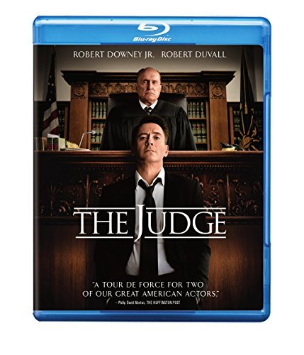 Judge Downey Duvall Blu Ray DVD Dc R