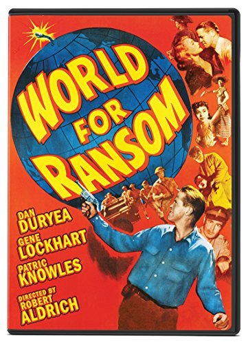 World For Ransom Duryea Lockhart Knowles DVD Nr
