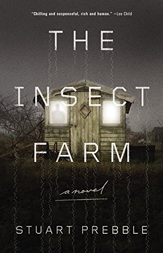 Stuart Prebble The Insect Farm