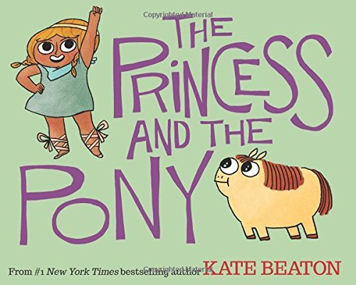 Kate Beaton The Princess And The Pony